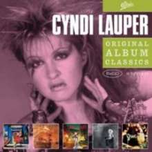 Cyndi Lauper: Original Album Classics, 5 CDs