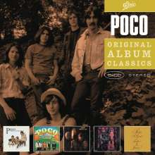 Poco: Original Album Classics, 5 CDs