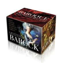 Meisterwerke des Barock (60-CD-Sonderedition), 60 CDs