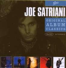 Joe Satriani: Original Album Classics, 5 CDs