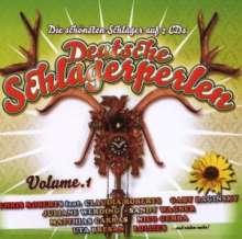 Deutsche Schlagerperlen Vol. 1, 2 CDs