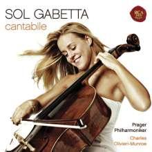Sol Gabetta - Cantabile (Opernarien & Lieder für Cello), CD