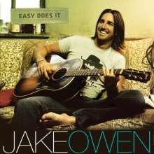 Jake Owen: Easy Does It, CD