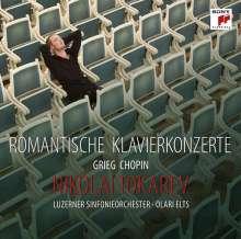 Nikolai Tokarev - Romantische Klavierkonzerte, CD