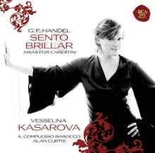 Vesselina Kasarova - Sento Brillar (Händel-Arien), CD