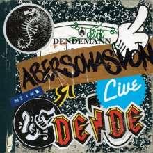 Dendemann: Abersowasvonlive (Slidepack), CD