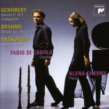 Fabio Di Casola,Klarinette, Super Audio CD