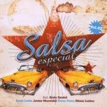 Salsa Especial Vol. 3, 2 CDs