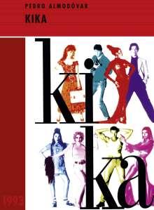 Kika, DVD