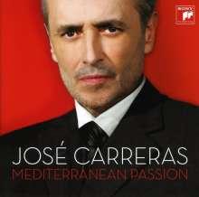 Jose Carreras - Mediteranean Passion, CD