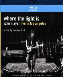 John Mayer: Where The Light Is: Live In Los Angeles, Blu-ray Disc