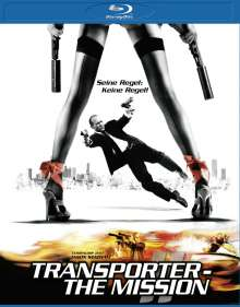 The Transporter - The Mission (Blu-ray), Blu-ray Disc