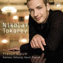 Nikolai Tokarev - French Album, CD
