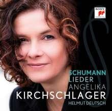 Robert Schumann (1810-1856): Lieder, CD