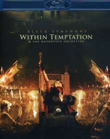 Within Temptation: Black Symphony (BR + DVD), 2 Blu-ray Discs