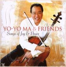 Yo-Yo Ma & Friends - Songs of Joy & Peace, CD
