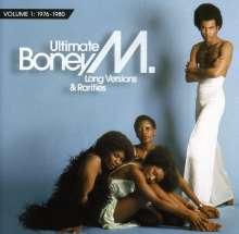 Boney M.: Ultimate Boney M. - Long Versions & Rarities, CD