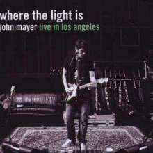 John Mayer: Where The Light Is: Live In Los Angeles 2007, 2 CDs