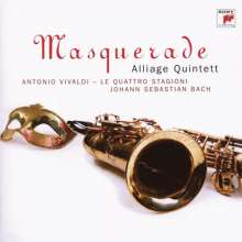 Alliage Quartett - Masquerade, CD