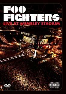 Foo Fighters: Live At Wembley Stadium, DVD
