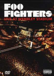 Foo Fighters: Live At Wembley Stadium 2008, DVD