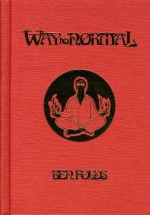 Ben Folds: Way To Normal (Ltd. Deluxe Edition CD + DVD), 1 CD und 1 DVD