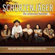 Schürzenjäger: Die schönsten Balladen, CD