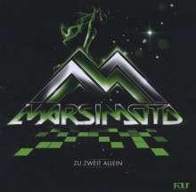Marteria (aka Marsimoto): Zu zweit allein, CD