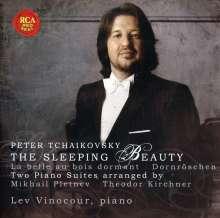 Lev Vinocour - Transkriptionen, Super Audio CD