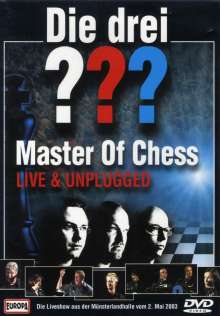 Die drei ???: Master Of Chess, DVD