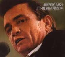 Johnny Cash: At Folsom Prison (Legacy-Edition), 2 CDs und 1 DVD