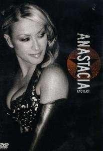 Anastacia: Live At Last, DVD