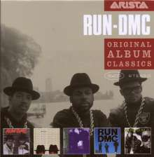 Run DMC: Original Album Classics, 5 CDs