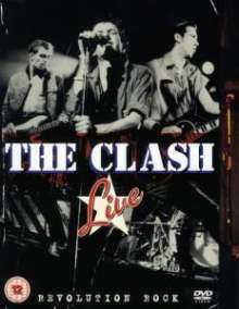 The Clash: Live: Revolution Rock, DVD