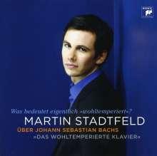Martin Stadtfeld - Bachs wohltemperiertes Klavier für Kinder, CD
