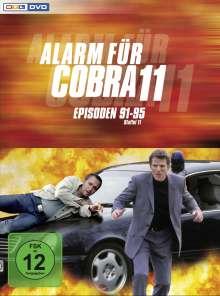 Alarm für Cobra 11 Staffel 11, DVD