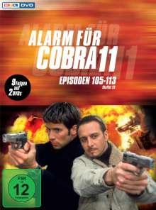 Alarm für Cobra 11 Staffel 13, 2 DVDs