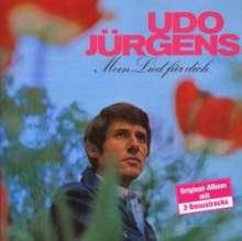 Udo Jürgens: Mein Lied für dich, CD
