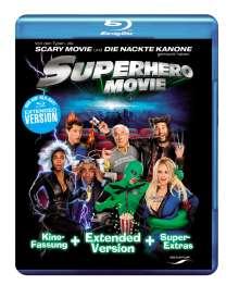 Superhero Movie (Kino-Fassung + Extended Version) (Blu-ray), Blu-ray Disc