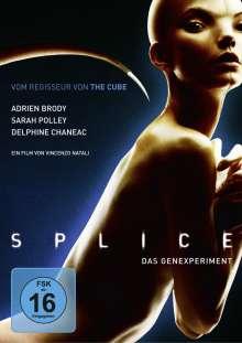 Splice - Das Genexperiment, DVD