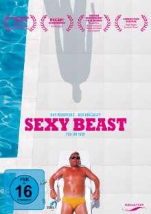 Sexy Beast, DVD