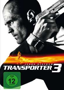 Transporter 3, DVD