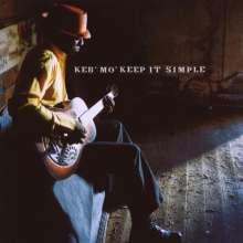 Keb' Mo' (Kevin Moore): Keep It Simple, CD