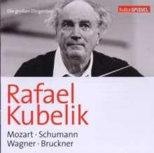 Die großen Dirigenten (KulturSpiegel) - Kubelik, 2 CDs