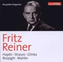 Die großen Dirigenten (KulturSpiegel) - Reiner, 2 CDs