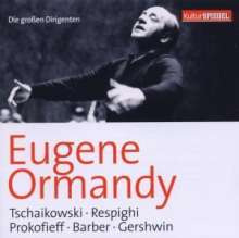 Die großen Dirigenten (KulturSpiegel) - Ormandy, 2 CDs