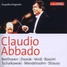Die großen Dirigenten (KulturSpiegel) - Abbado, 2 CDs