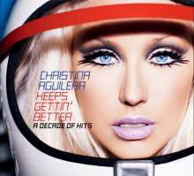Christina Aguilera: Keeps Gettin' Better: A Decade Of Hits, CD