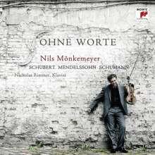 Nils Mönkemeyer - Ohne Worte, CD