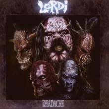 Lordi: Deadache, CD